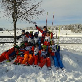 Alpin » Kinderskirennen Böttingen 31.01.2015